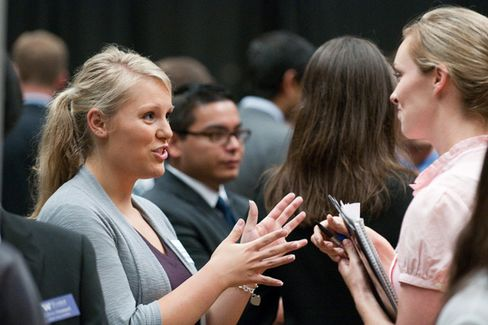 A Speedier Timetable for the College Job Hunt