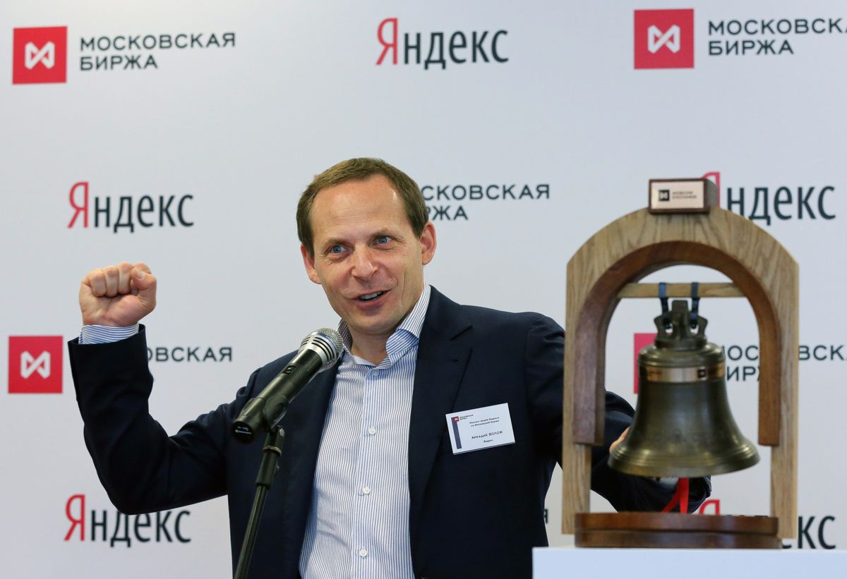 Russia's Tech Giant Tests the Limit for Superapps
