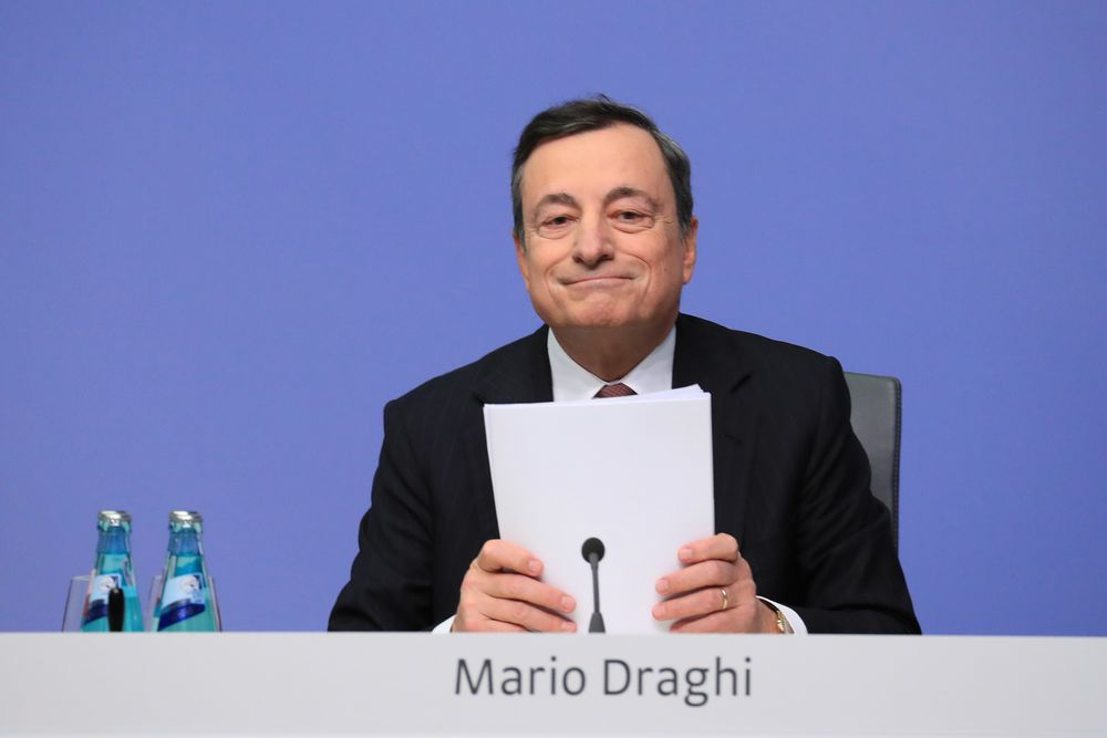 Starting Gun May Fire on Replacing Draghi: Global Economy Week