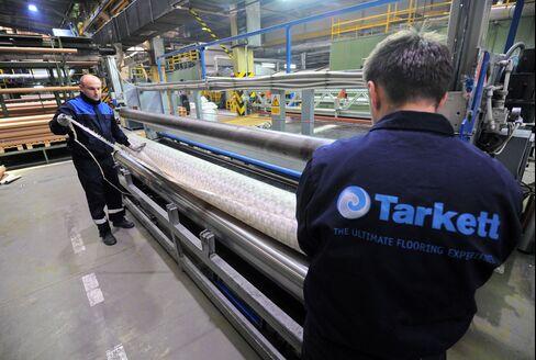KKR Said to Seek Tarkett Exit in Possible $1.9 Billion Deal