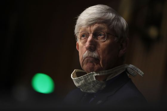 NIH Director Talks Vaccines, Virus Mutation and Clinical Trials