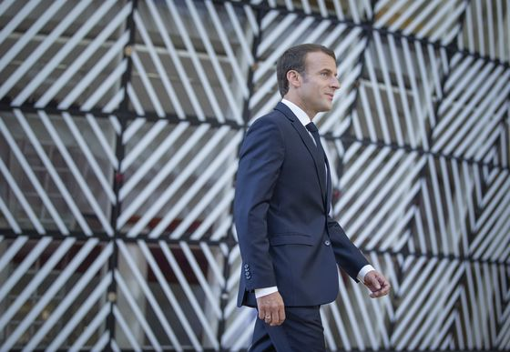 Macron Reforms Draw Interest From Buyout Firms Eyeing Takeovers