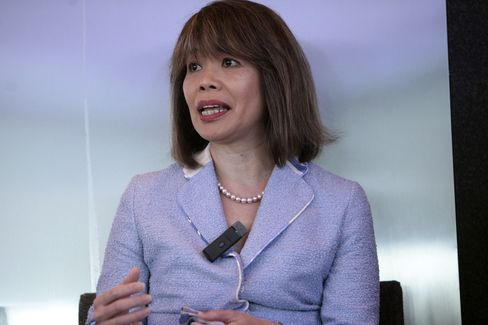 Zurich Insurance Group AG Chief Investment Officer Cecilia Reyes