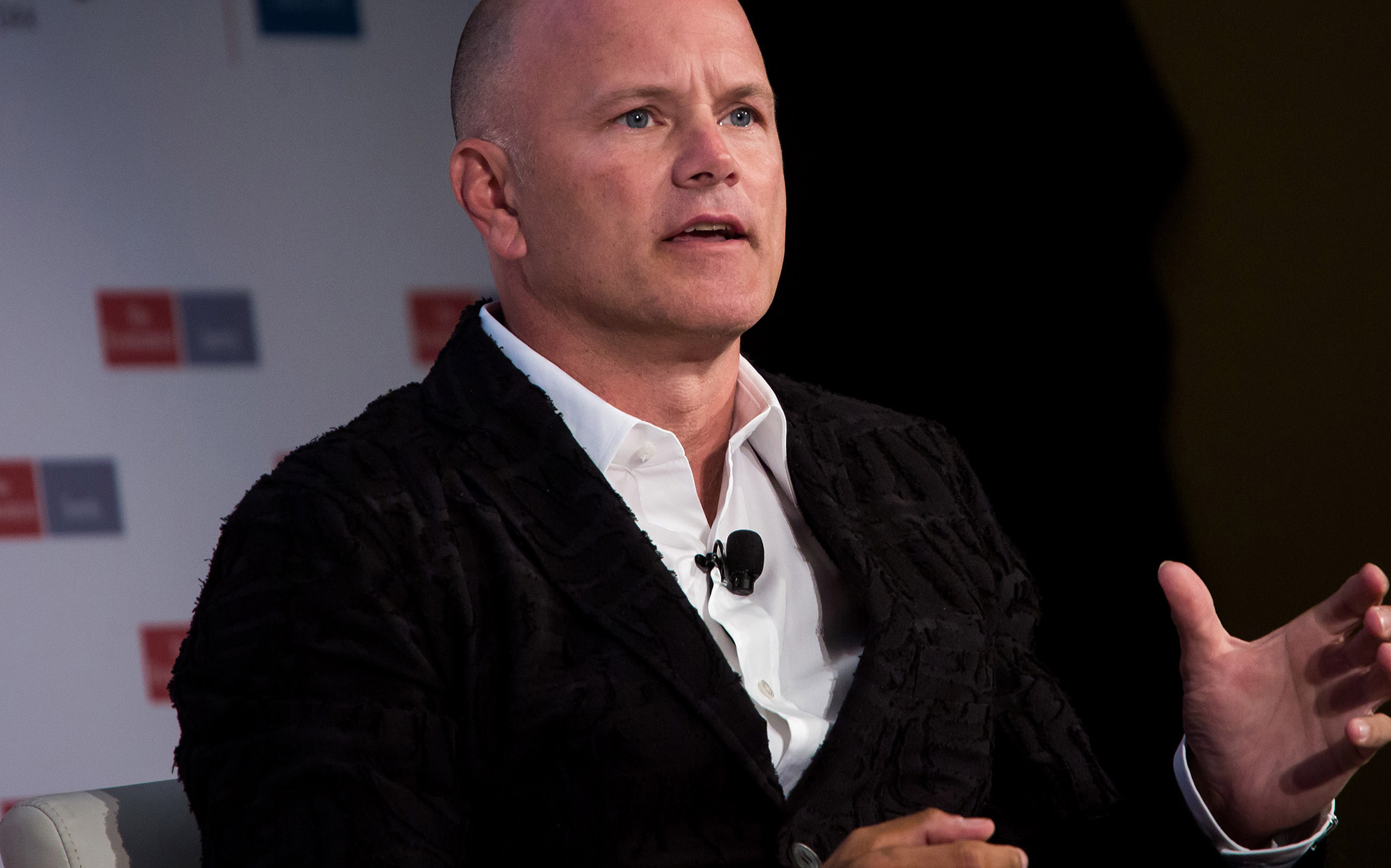 Mike Novogratz Wants to Build the Goldman of Crypto
