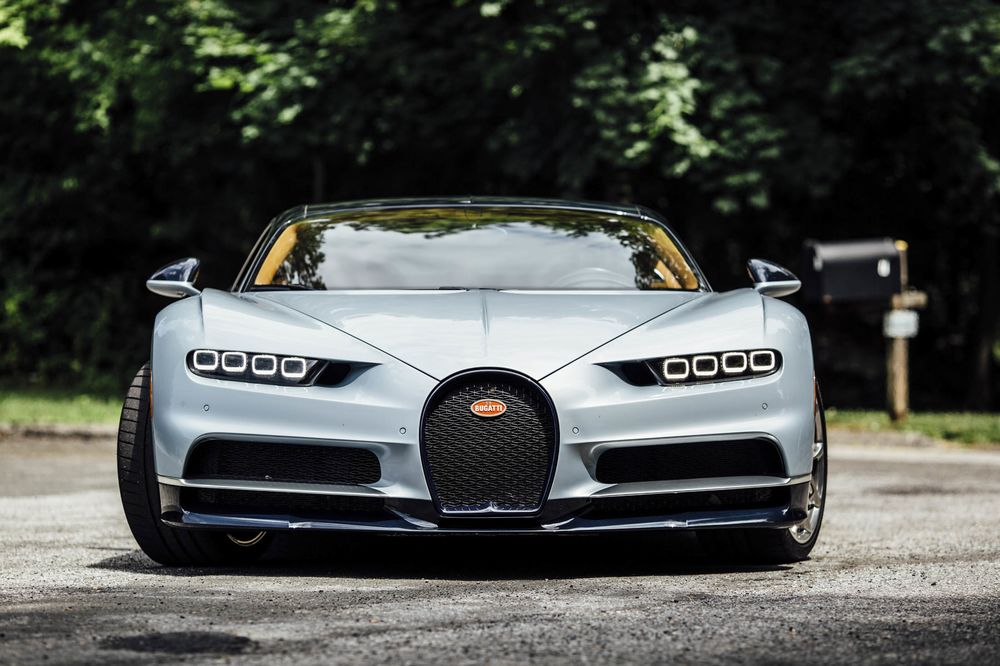 The Bugatti Chiron Is Coming To The U S But Who Is Buying It