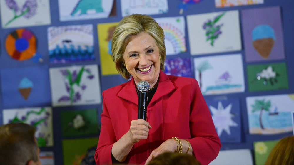 Hillary Clinton Proposes More Funding for Early Childhood Education