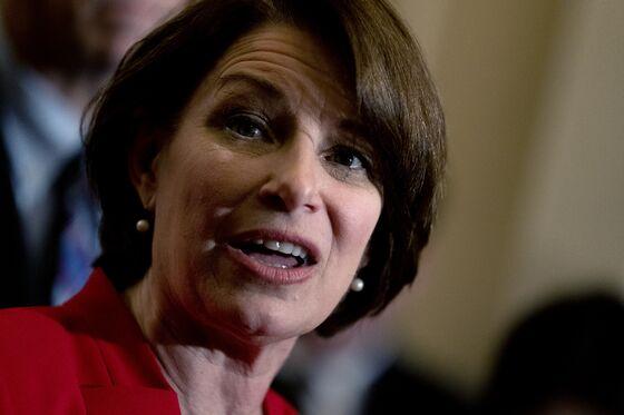 Klobuchar, Lee Defend Antitrust Venue Bill from Judge Query