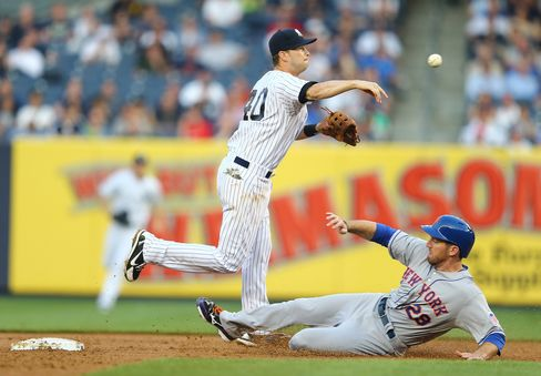 Mets Beat Yankees 9-4 for 3rd Straight Win in MLB New York Duel