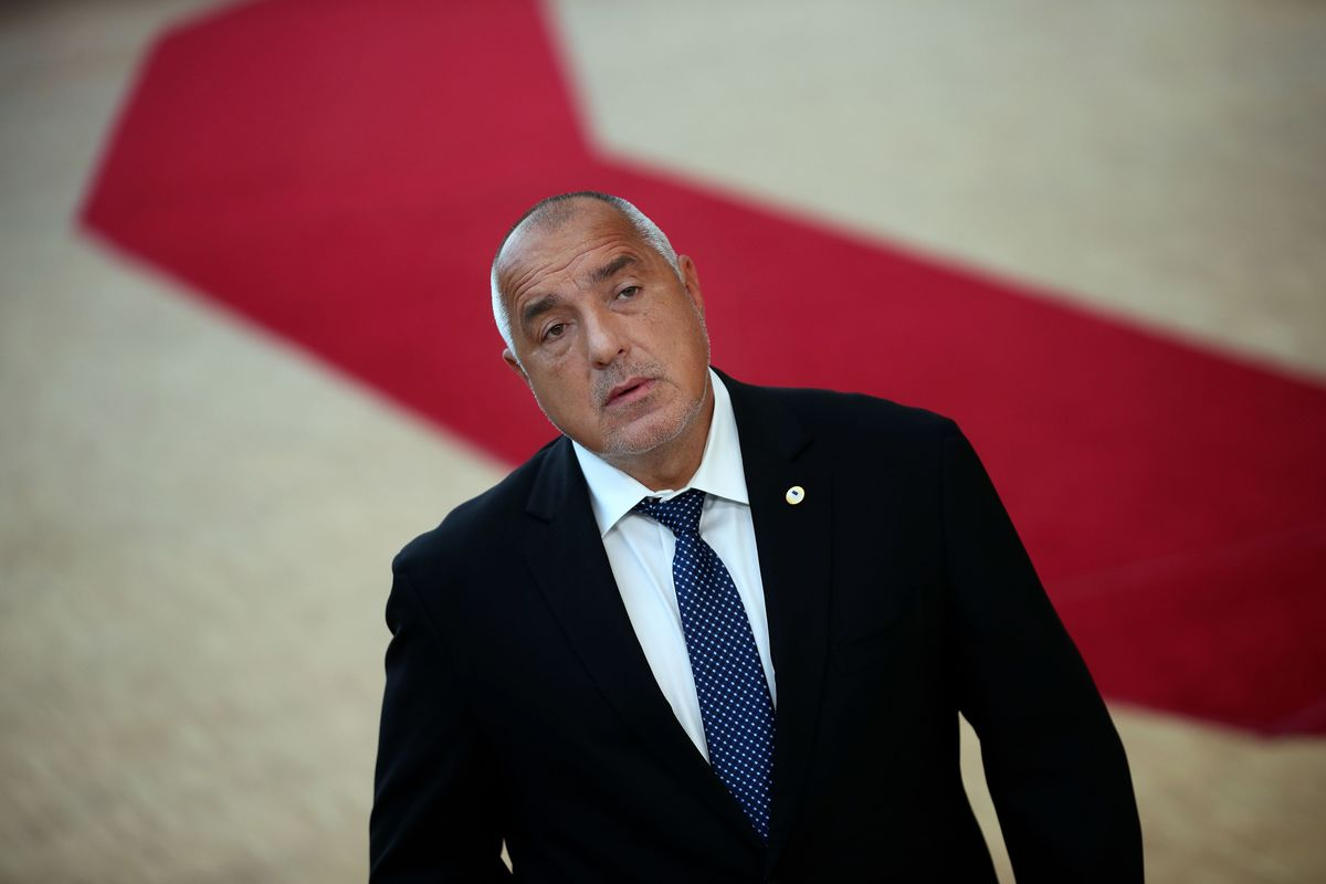Leader Plots Exit to Save Bulgaria's Under-Pressure Government