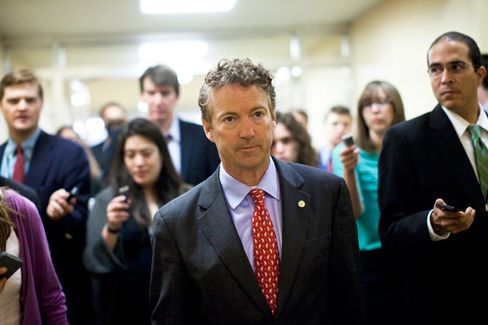 The Conservative Campaign to Purge Rand Paul