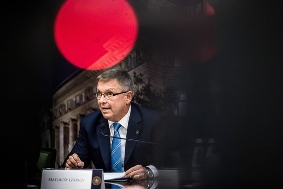 Hungary Pushes the Limits of Central Bank Asset-Purchase Plans