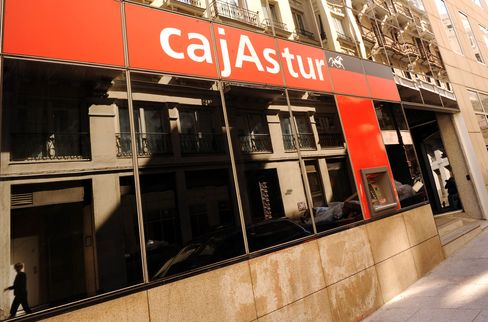 Spanish Caja Merger Collapse May Scare Off Investors