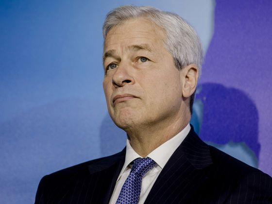 Jamie Dimon Says Shareholder Meetings Have Become 'A Farce'