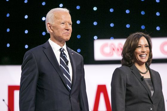 Biden Fights to Convince Democrats He's Not a Relic of the Past