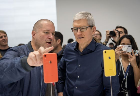 Apple's Cook Faces Toughest Test Yet Navigating iPhone Slowdown