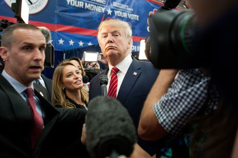 CNBC Hosts The Republican Presidential Primary Debate At The University Of Colorado Boulder