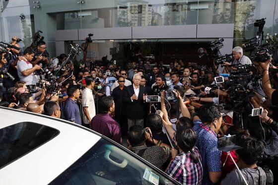 Malaysia's Najib Takes to Social Media to Defend Record