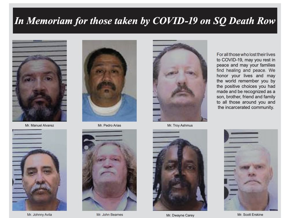 Navigator: After Covid Tore Through San Quentin, Prison Newspaper Publishes  Again - Bloomberg