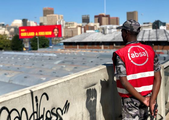 Armed Robberies Spur Johannesburg Banks Into Fighting Back