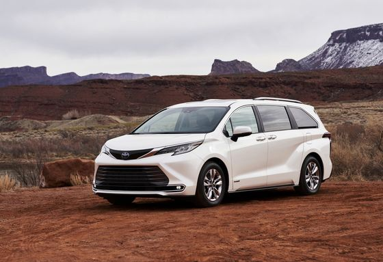 Toyota Models Go Hybrid-Only in Spite of Cheap U.S. Pump Prices