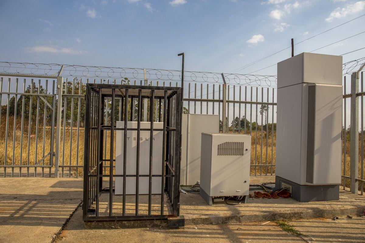 Tesla Batteries Are Keeping Zimbabwe's Economy Running