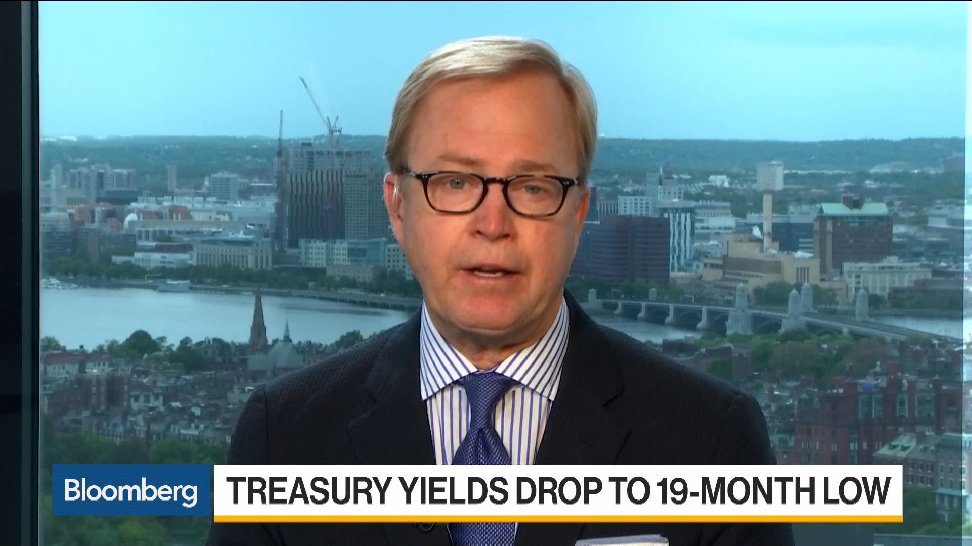 Markets Are Dealing With the Price of Uncertainty, Timmer Says