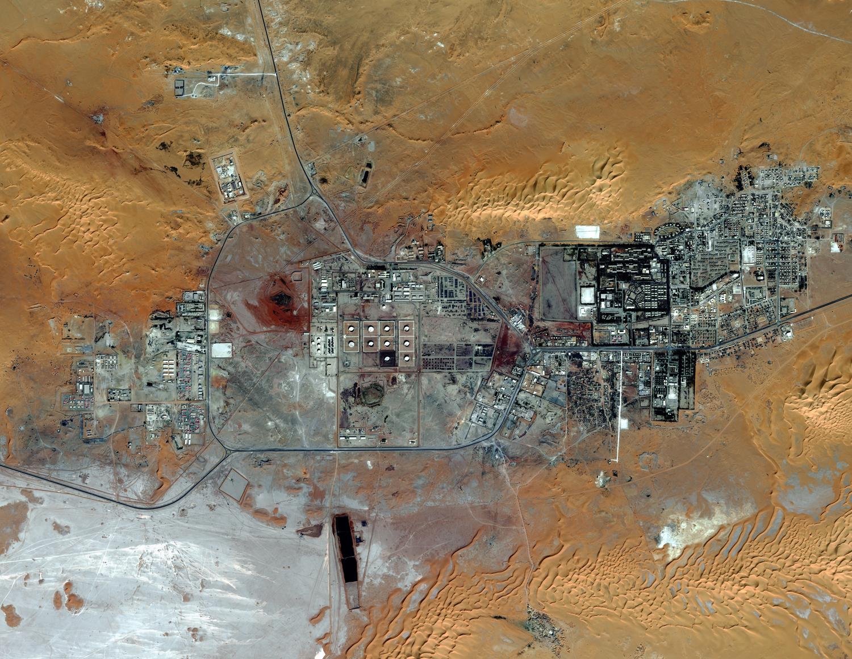 アルジェリア人質事件、北アフリ...