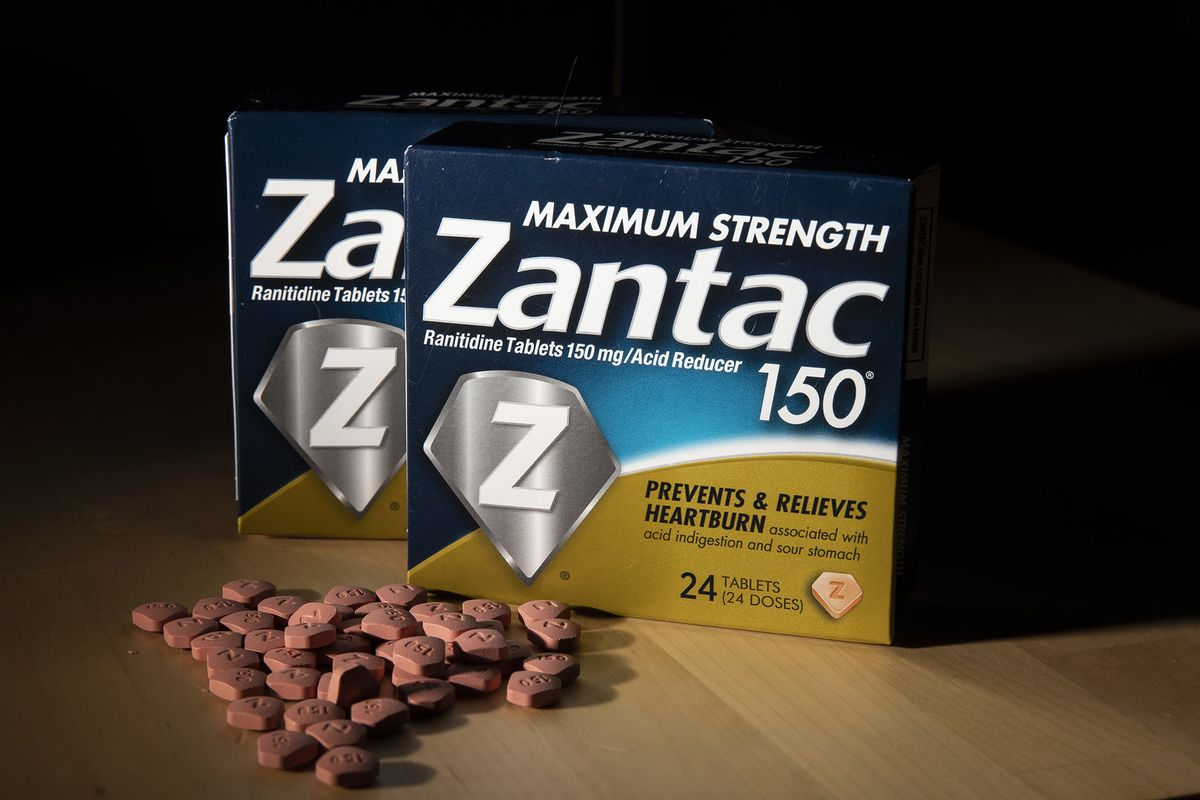 Zantac To Be Recalled in U.S. and Canada on Carcinogen Concern