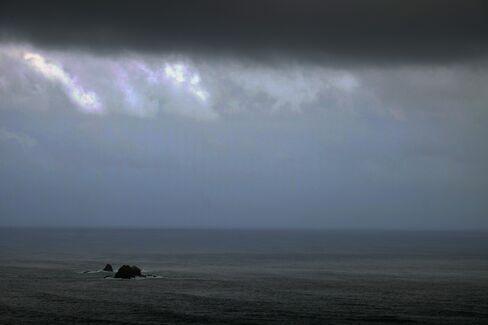 Typhoon Matmo approaches Taiwan