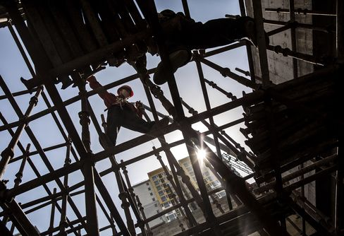 China Daily Life - Construction