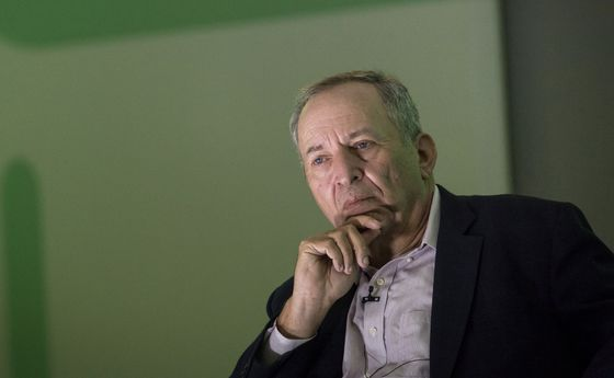Larry Summers Rules Out Taking a Job in a Biden Administration
