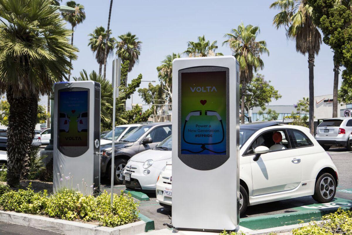 California's Electric-Car Future