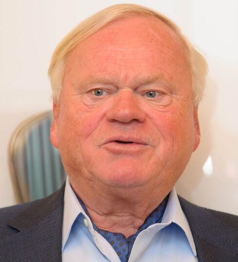 John Fredriksen.