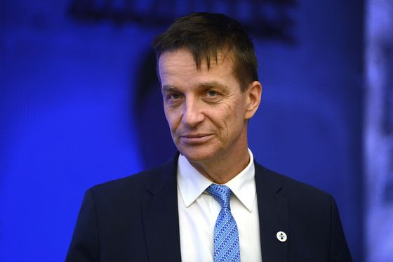 ECB's Hansson Sees No Need to Rush Stimulus as Economy Brightens
