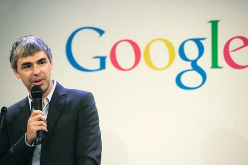 Google's Larry Page, Hushed: Bug or Feature?