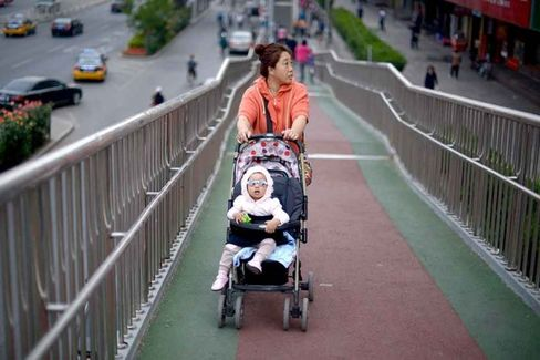 In China, More Girls Are on the Way