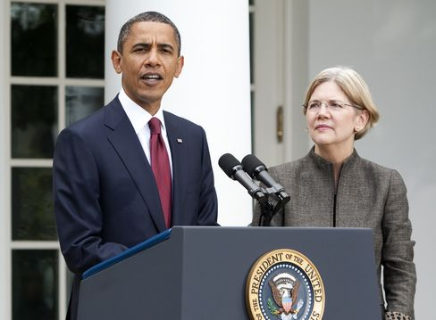 Obama Appoints Warren an Adviser