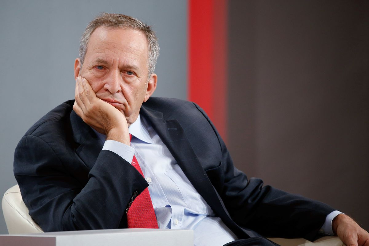There's Money to Be Made Betting Against Larry Summers