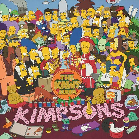 Millennials in Hoodies Spend $28 Million on Simpsons Art