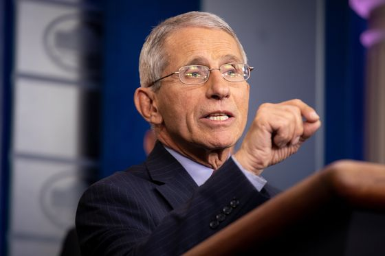 U.S. Death Toll Rises to Six; Fauci Sees Pandemic: Virus Update