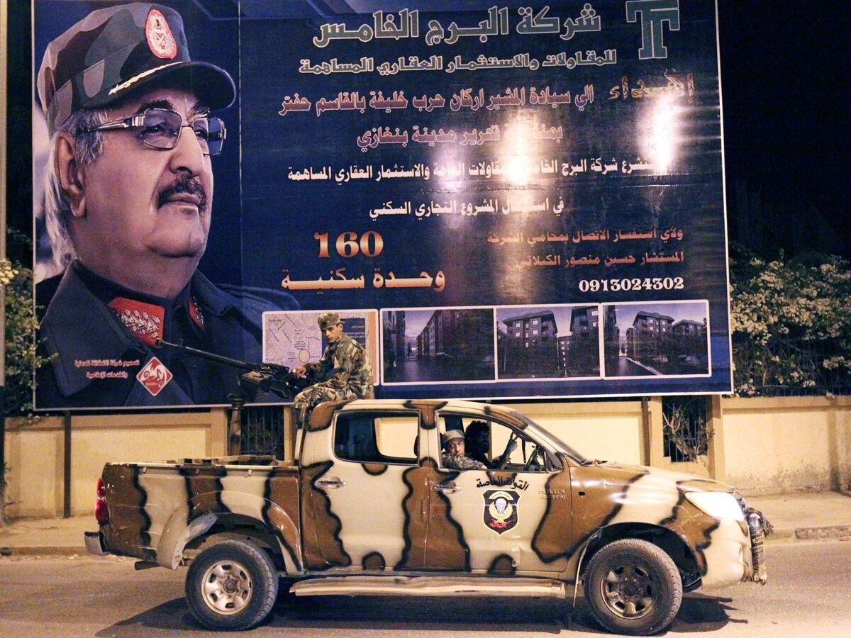 Erdogan Warns Russian Mercenaries in Libya Paid by Abu Dhabi
