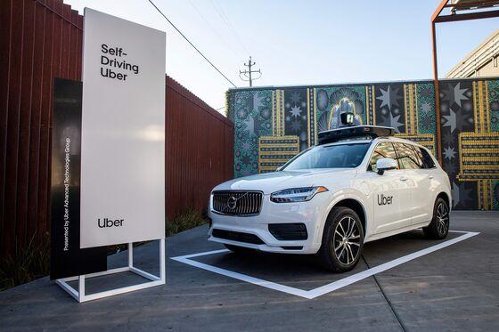 Uber Investors ArePressuringCEO to Revampthe Self-Driving Division