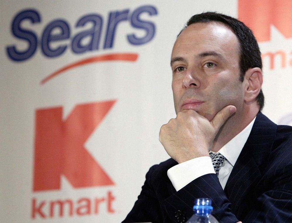 Sears Estate Sues Lampert, Saying He Stripped Retailer's Assets