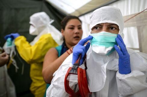 MSF Ebola Training