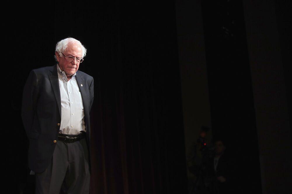 Is Bernie Sanders Finished?