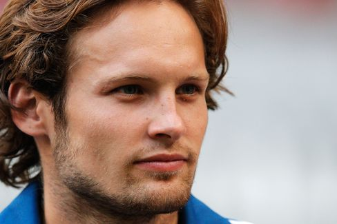 Soccer Player Daley Blind