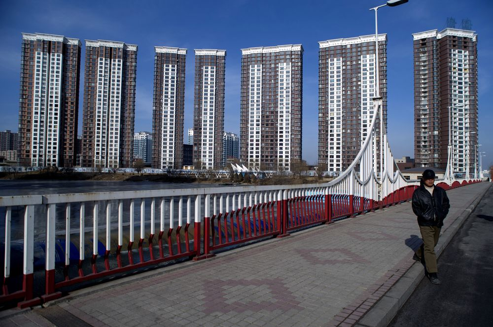 North Korea Border Town Is Now China S Hottest Property Market