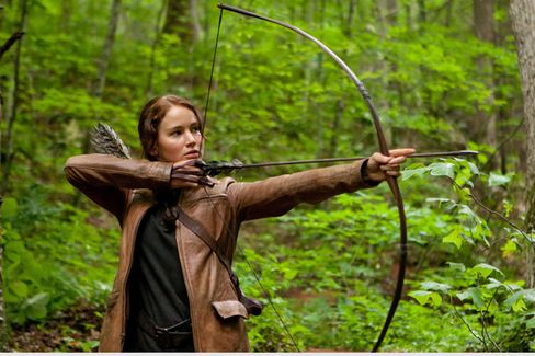 'The Hunger Games' Is the New 'Lord of the Flies'