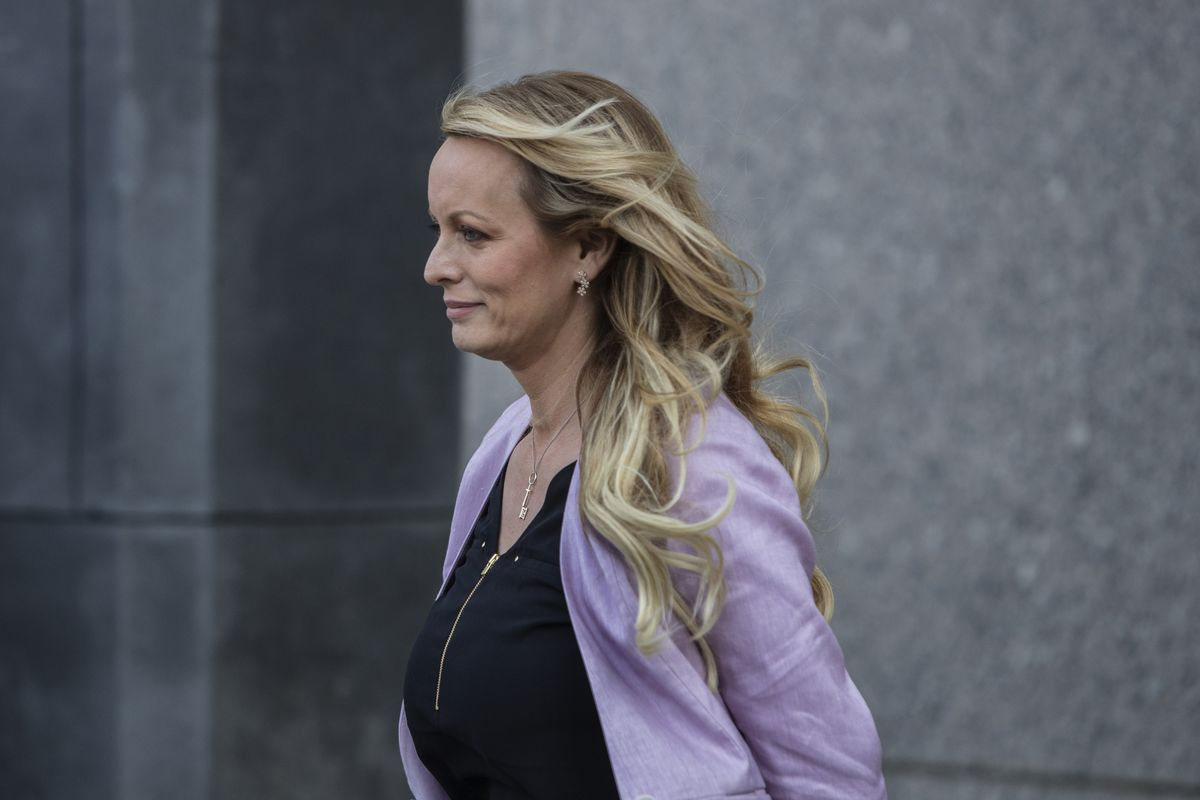 Delaware Targets Shell Firm That Made Stormy Daniels Payment