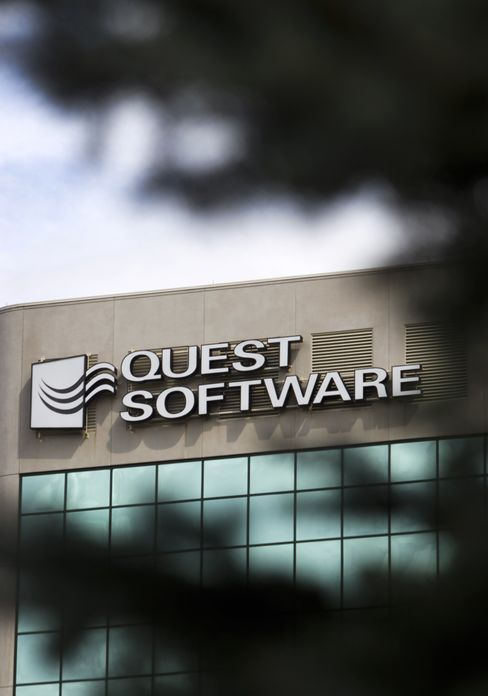 Dell Agrees to Buy Quest for $28 a Share, Gaining Software